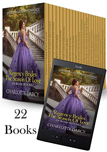 22 Regency Brides The Season of Love