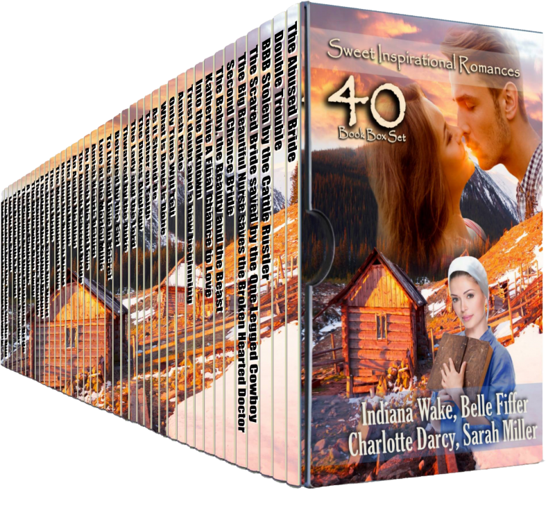 40 Sweet Inspirational Romances Boxed Set