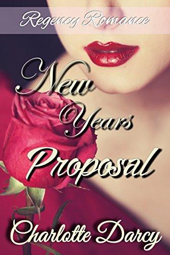 Regency Romance: New Year's Proposal