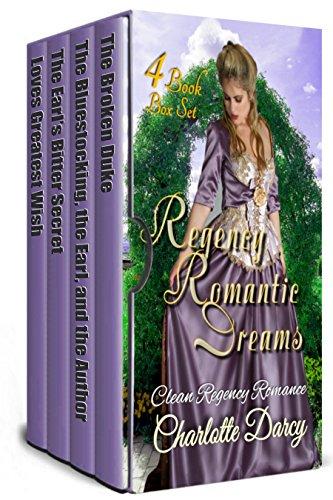 Regency Romantic Dreams