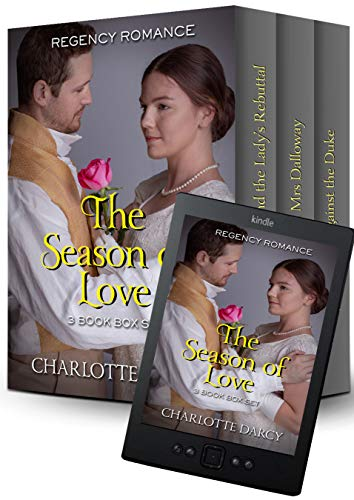 The Season of Love: 3 Book Set