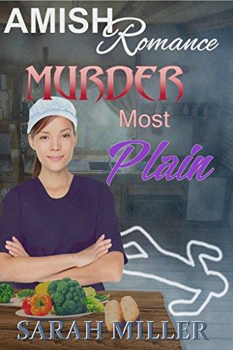 Amish Mystery & Romance: Murder Most Plain