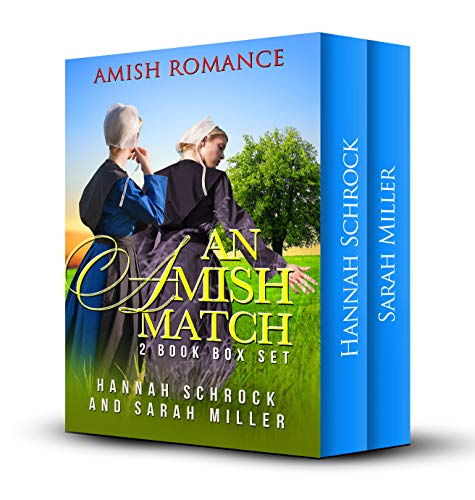 An Amish Match 2 Book Box Set with Hannah Schrock