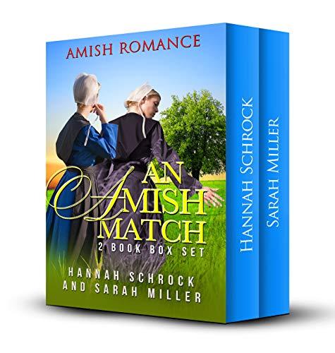 An Amish Match 2 Book Box Set with Hannah Schrock
