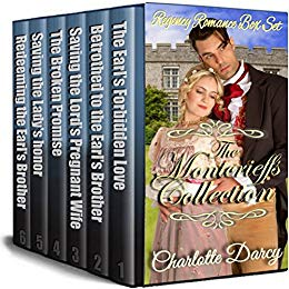 Regency Romance Six Book Box Set: The Montcrieff Collection