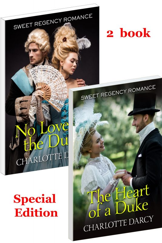 2 Book Special Edition: No Love for the Duke & The Heart of the Duke