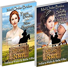 2 Book Special Edition: Trust, Doubt and a New Beginning & A Scruffy Cowboy to Heal Her Heart