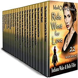 Ride West for Love 22 Book Box Set