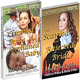 2 Book Special Edition: The Scarred and Rejected Bride & The Crippled Bride and the Orphaned Baby