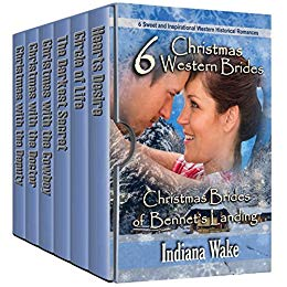 Christmas Brides of Bennett's Landing: 6 Book Box Set