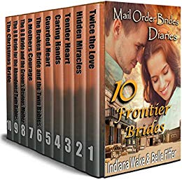 10 Frontier Brides and Babies Box Set