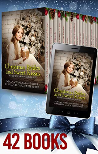 42 Book Christmas Brides & Sweet Kisses Box Set