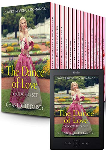 The Dance of Love: A 15 Book Box Set