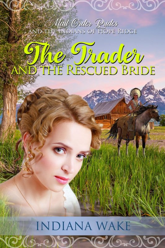 The Trader and the Rescued Bride