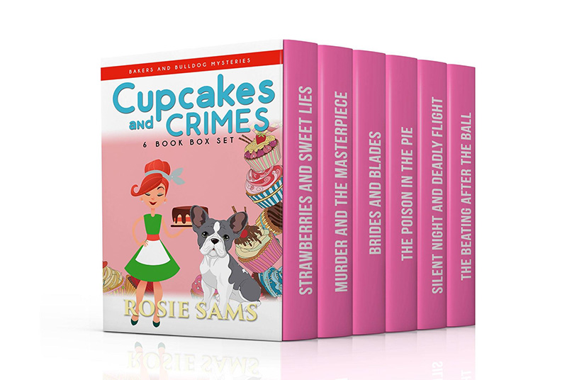 Cupcakes and Crimes 6 Book Box Set