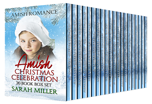 Amish Christmas Celebration 20 Book Box Set