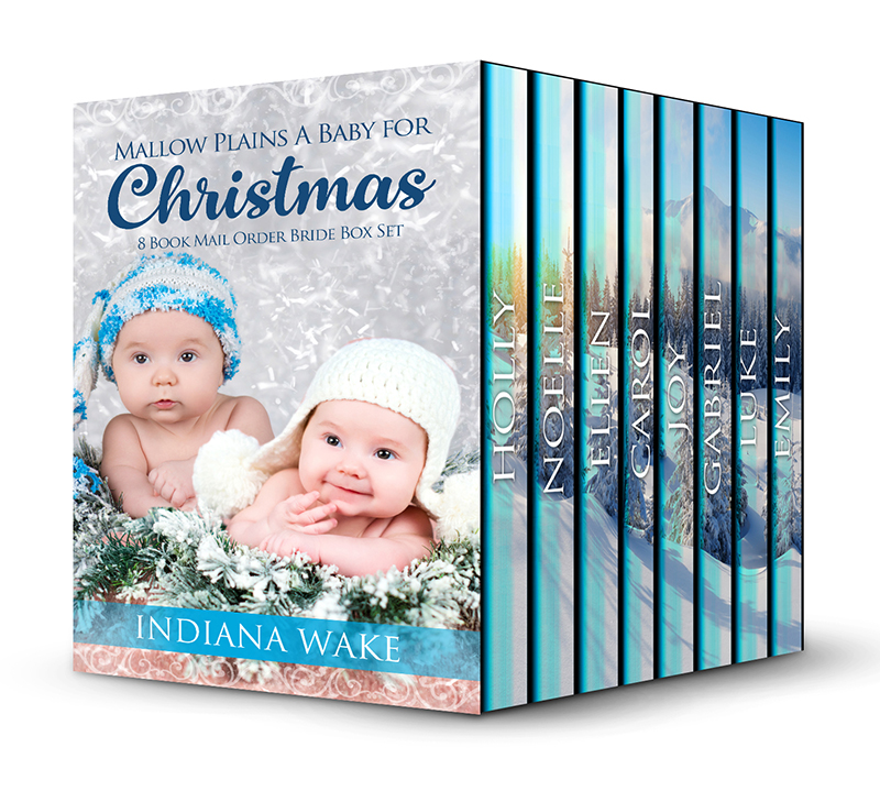 Mallow Plains: A Baby for Christmas 8 Book Box Set