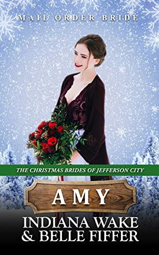 Amy – The Christmas Brides of Jefferson City