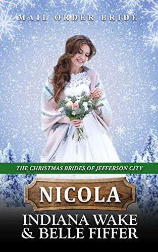 Nicola – The Christmas Brides of Jefferson City