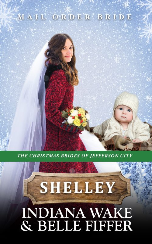 Shelley – The Christmas Brides of Jefferson City