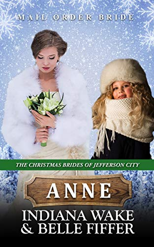 Anne – The Christmas Brides of Jefferson City