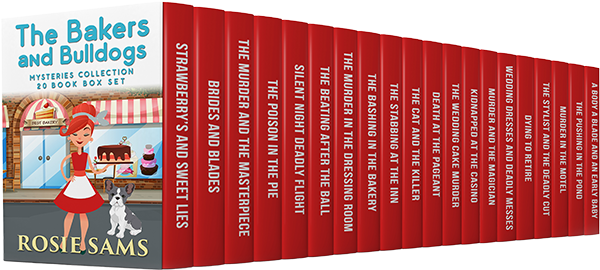 The Bakers and Bulldogs Mysteries Collection 20 Book Box Set