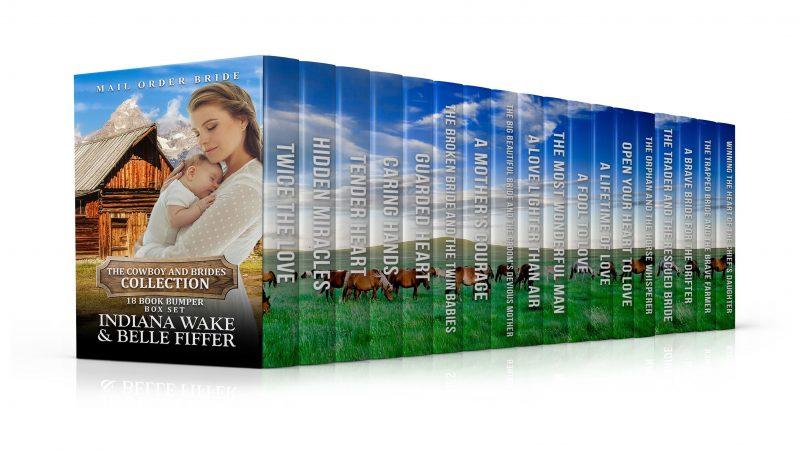 The Cowboys and Brides Collection 18 Book Bumper Box Set