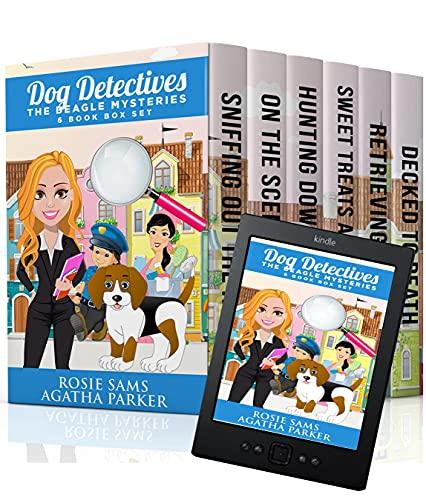 Dog Detectives – The Beagle Mysteries 6 Book Box Set