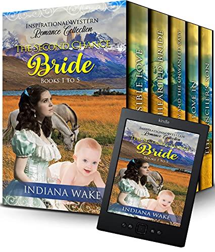 The Second Chance Bride 5 Book Box Set